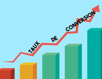 taux de conversion et avis clients